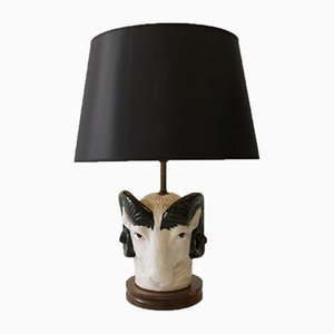 Ram Table Lamp