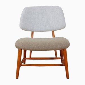 Chaise Te-Ve par Alf Svensson pour Ljung Industrier, Suède