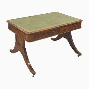 Englischer Viktorianischer Partner Schreibtisch, 1870er