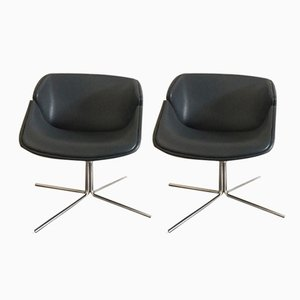 Exquis Chairs by Geoffrey Harcourt for Artifort, 1960s, Set of 2