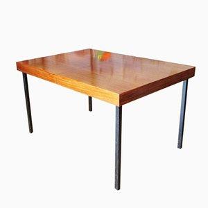 Table de Salle à Manger en Teck à Rallonge par Dieter Wäckerlin pour Idealheim