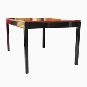 Swiss Extendable Teak Dining Table from BS+C, 1960s