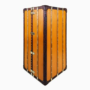 Orange Vuitonitte Wardrobe from Louis Vuitton, 1900