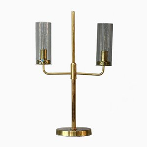 C3045/A1 Brass Table Lamp by Hans-Agne Jakobsson
