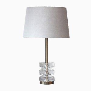 Lampe de Table par Carl Fagerlund pour Orrefors, Suède