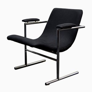 Mid-Century Lounge Chair by Rudi Verelst for Novalux