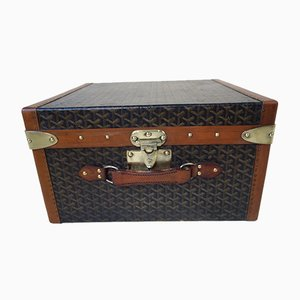 French Hat Trunk from Goyard, 1900s