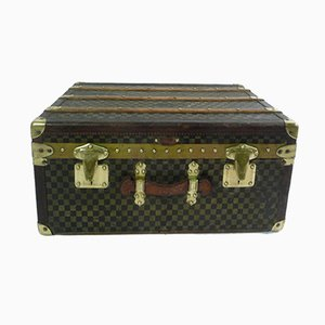 Checkered Trunk from Moynat, 1930