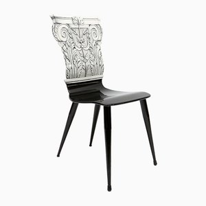 Capitello Chair by Atelier Fornasetti