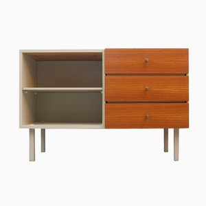 White German Teak Sideboard, 1960s