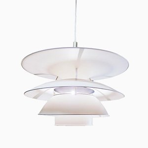 Danish Ph 6 1/2 - 6 Charlottenborg Pendant Light by Poul Henningsen for Louis Poulsen, 1960s