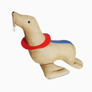 Seal Therapeutic Toy from Renate Müller, 1971