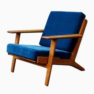Easy Chair GE290 par Hans J. Wegner pour Getama