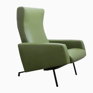 Easy Chair Trelax par Pierre Guariche pour Meurop Belgium, 1950s