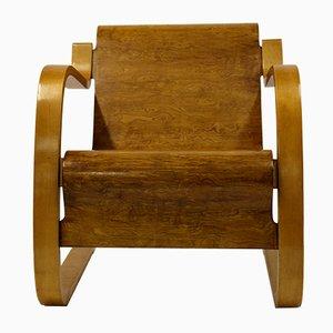 Modell 31 Sessel von Alvar Aalto für Finmar, 1930er