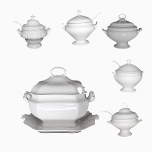 Antike Suppenschüsseln