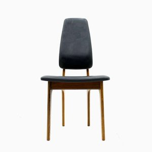 Chaise à Haut Dossier en Palissandre par Erik Buch pour O.D Møbler, 1960s