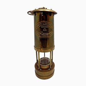 Lampe de Minier Vintage de E. Thomas & Williams Wales, Royaume-Uni, 1960s