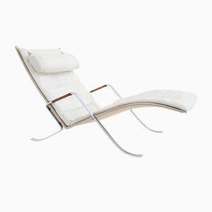 German Grasshopper Lounge Chair by Jørgen Kastholm & Preben Fabricius for Alfred Kill, 1960s