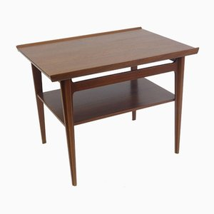 Mid-Century Diplomat Series Side Table by Finn Juhl for France & Son