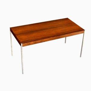 Table Basse Mid-Century par Östen & Uno Kristiansson pour Luxus, Suède, 1962