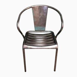 Französischer FT5 Stuhl von Xavier Pauchard für Tolix, 1950er