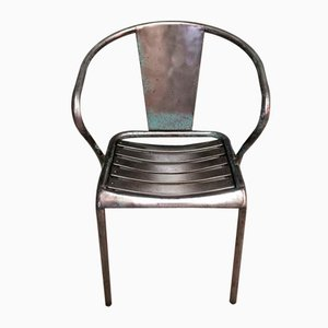 French FT5 Chair by Xavier Pauchard for Tolix, 1950s