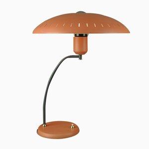 Lámpara de mesa vintage de Louis Kalff para Philips, años 50
