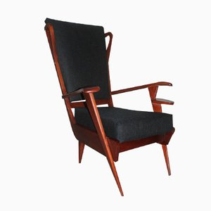 Italian Armchair by Paolo Buffa, 1950