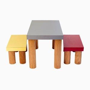 Jolly Corner Table Set by Matthew Sullivan