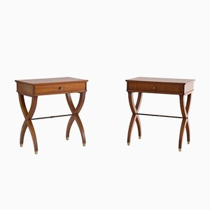 Nightstands by Paolo Buffa for Serafino Arrighi, 1950, Set of 2