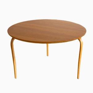Tavolino da caffè Annika di Bruno Mathsson per Karl Mathsson, anni '40