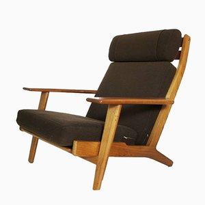 GE290A Armchair by Hans J. Wegner for Getama