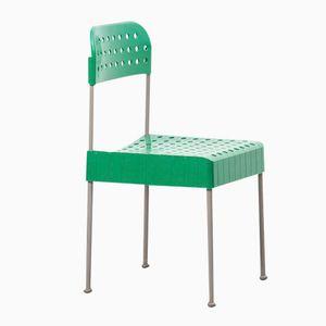 Italienischer Box Stuhl von Enzo Mari für Castelli, 1971