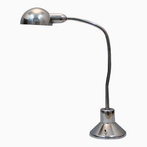Lámpara de mesa francesa articulada de Jumo, años 60