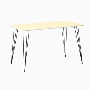 Table Mid-Century Jaue par Paul Bridston pour Kandya, 1950s