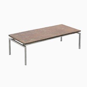 Table Basse en Ardoise Brunie de Metaforme, 1960s