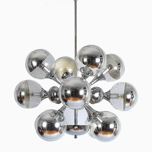 Vintage Sputnik Light by Goffredo Reggiani for Reggiani