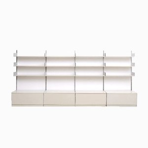 Vintage 606 Shelving Unit by Dieter Rams for Vitsoe, 1960s