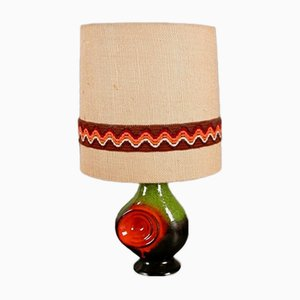 Vintage French Table Lamp, 1960s