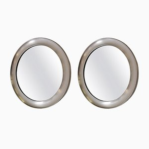 Narciso Spiegel von Sergio Mazza für Artemide