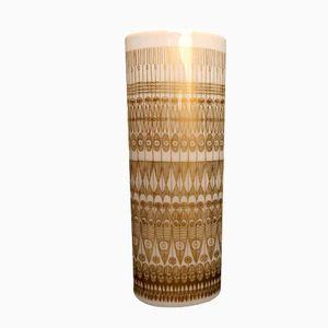 Deutsche Mid-Century Vase von Hans-Theo Baumann für Rosenthal, 1960er