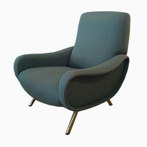 Fauteuil Lady's Armchair par Marco Zanuso pour Arflex, Italie, 1960s