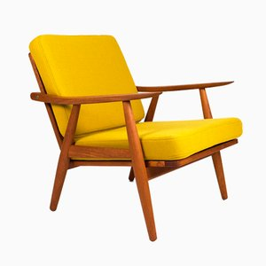 GE-270 Lounge Chair by Hans J. Wegner for Getama, 1956