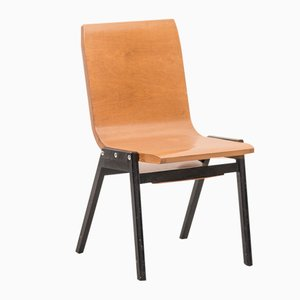 Swiss Bent Ply Chair by Roland Rainer for E & A Pollack, 1956