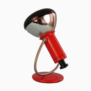 Lámpara de escritorio infrarrojo vintage