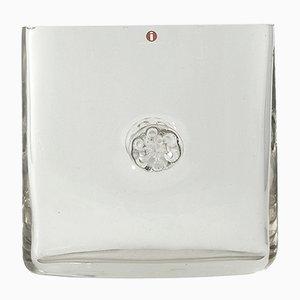 Finnish Glass Vase by Tapio Wirkkala for Iittala