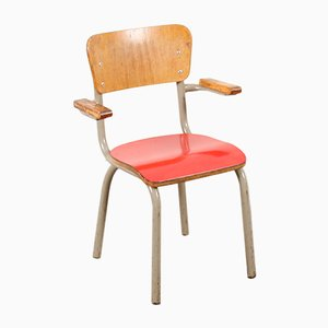 Mid-Century Children's Chair by Willy van der Meeren for Tubax