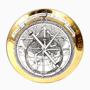 Vintage Italian Astrolabio Series Plate by Piero Fornasetti