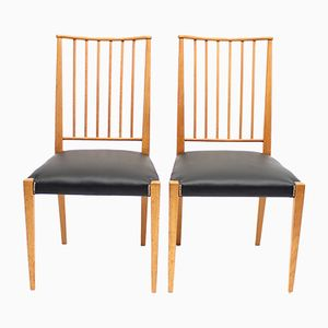 Vintage Model 920 Chairs by Josef Frank, Set of 2
